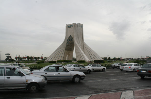 IRAN OPENS FOR neighbors and partners, but not all are happy about